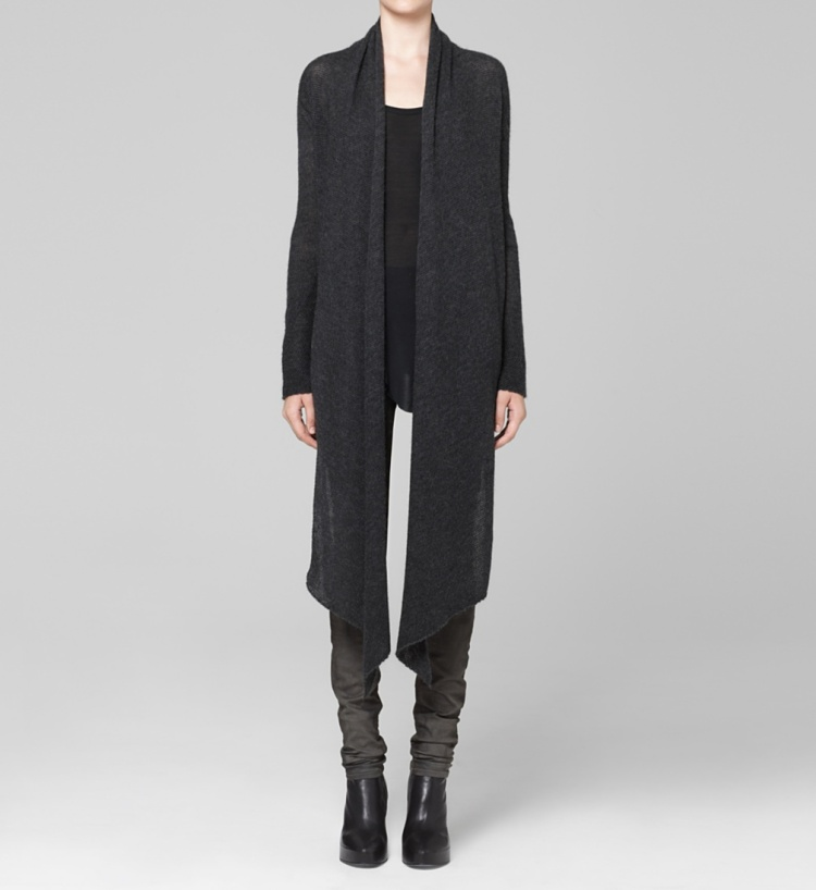 Helmut Lang (Twisted Loop Cardigan)