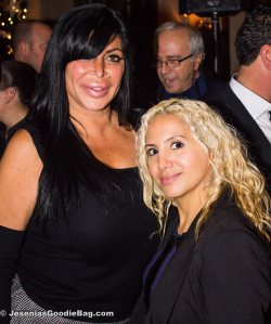 Big Ang with Jesenia (JGB Editor)
