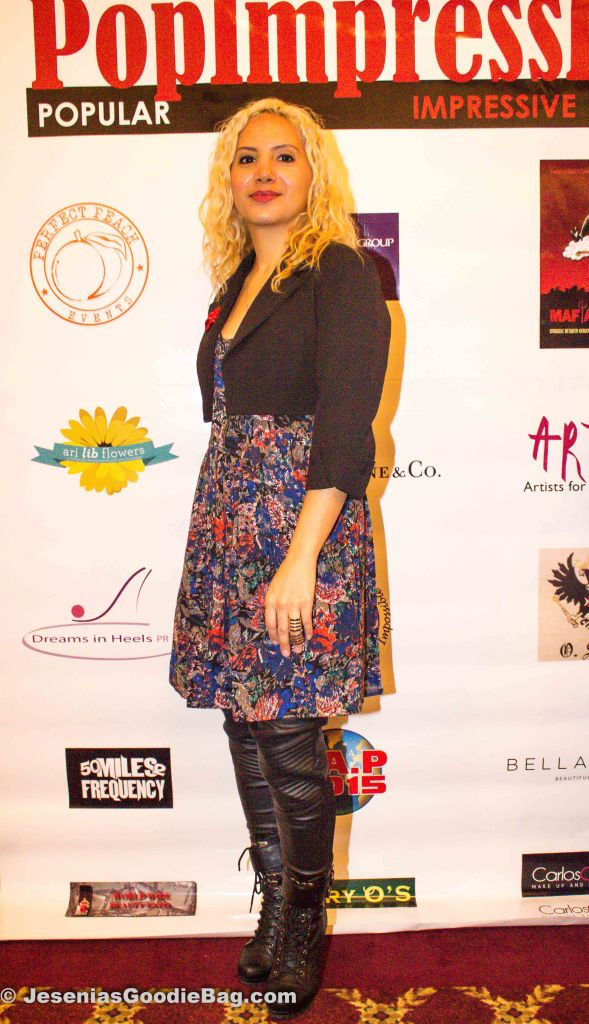 Jesenia, JGB Editor (Red Carpet)