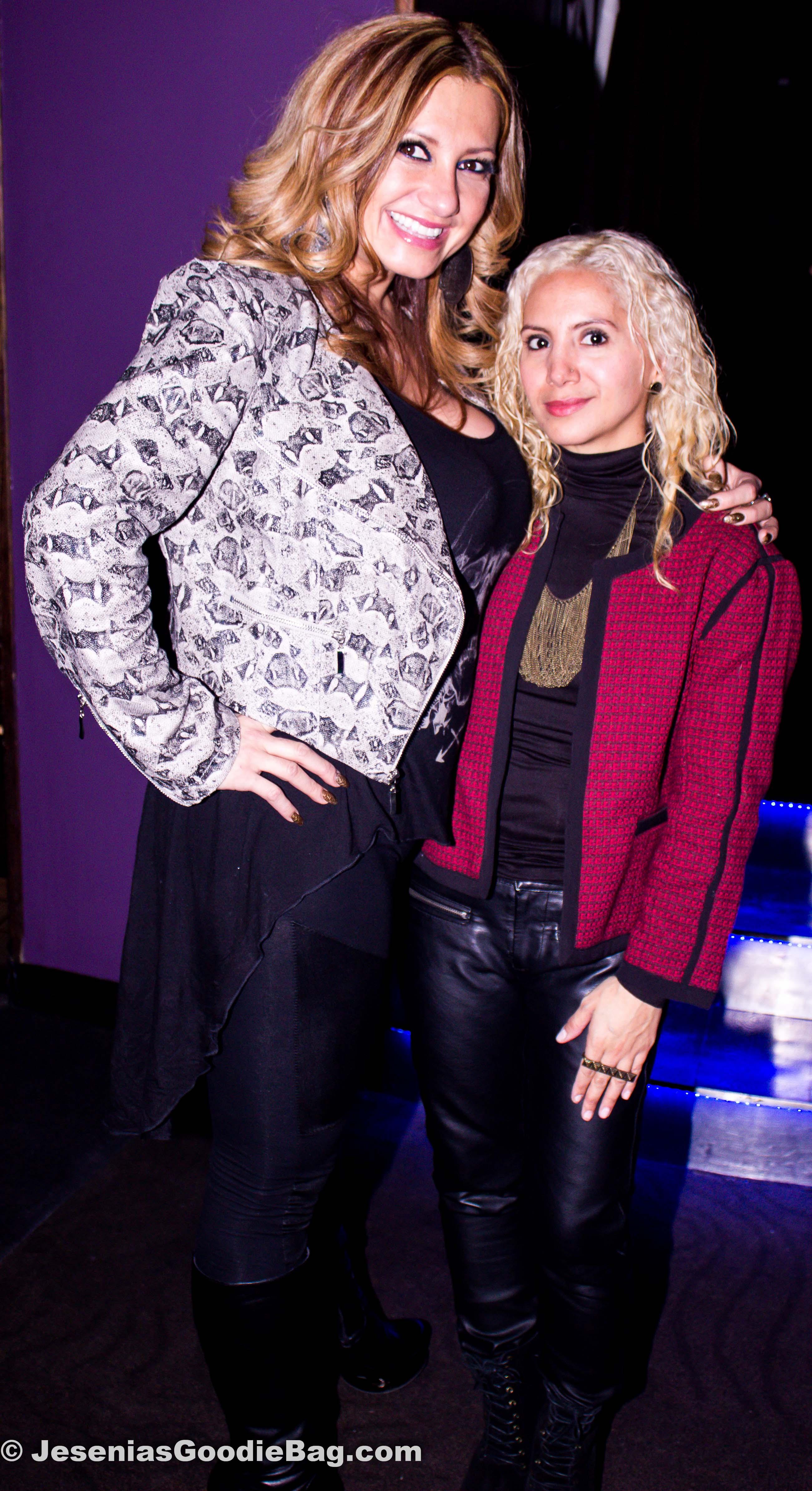 Mob Wives: Season 3 Premiere Party   Jesenia's Goodie Bag Blog Love Majewski