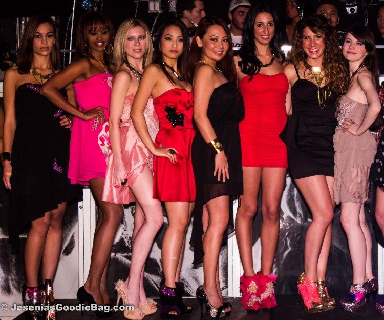 Designers: Pamela Quinzi, Bita Pourtavoosi with models