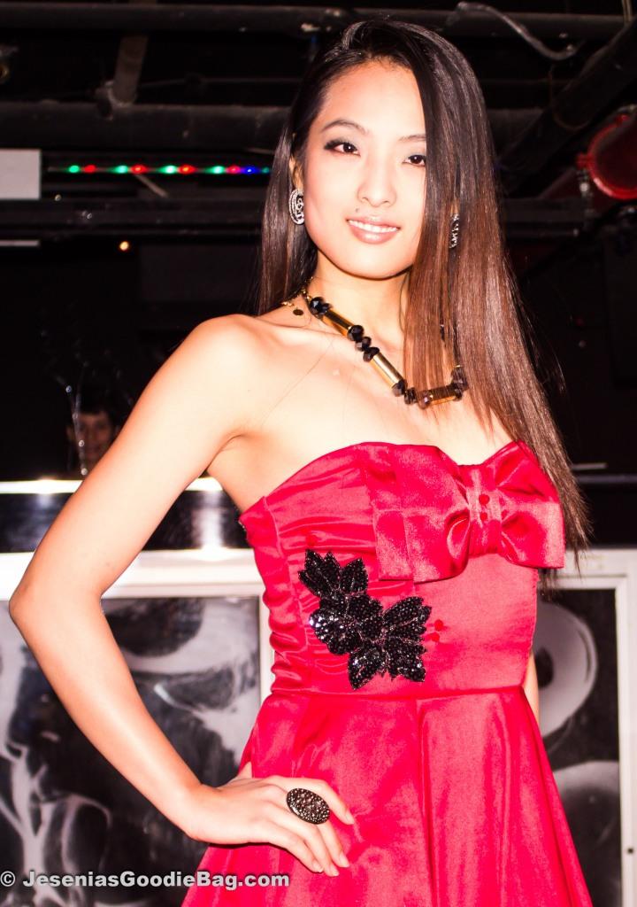 Model: Tina Choice for Kilame & Bita Pourtavoosi Runway Show