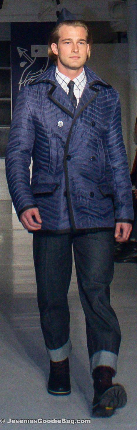 Marlon Gobel Runway Show
