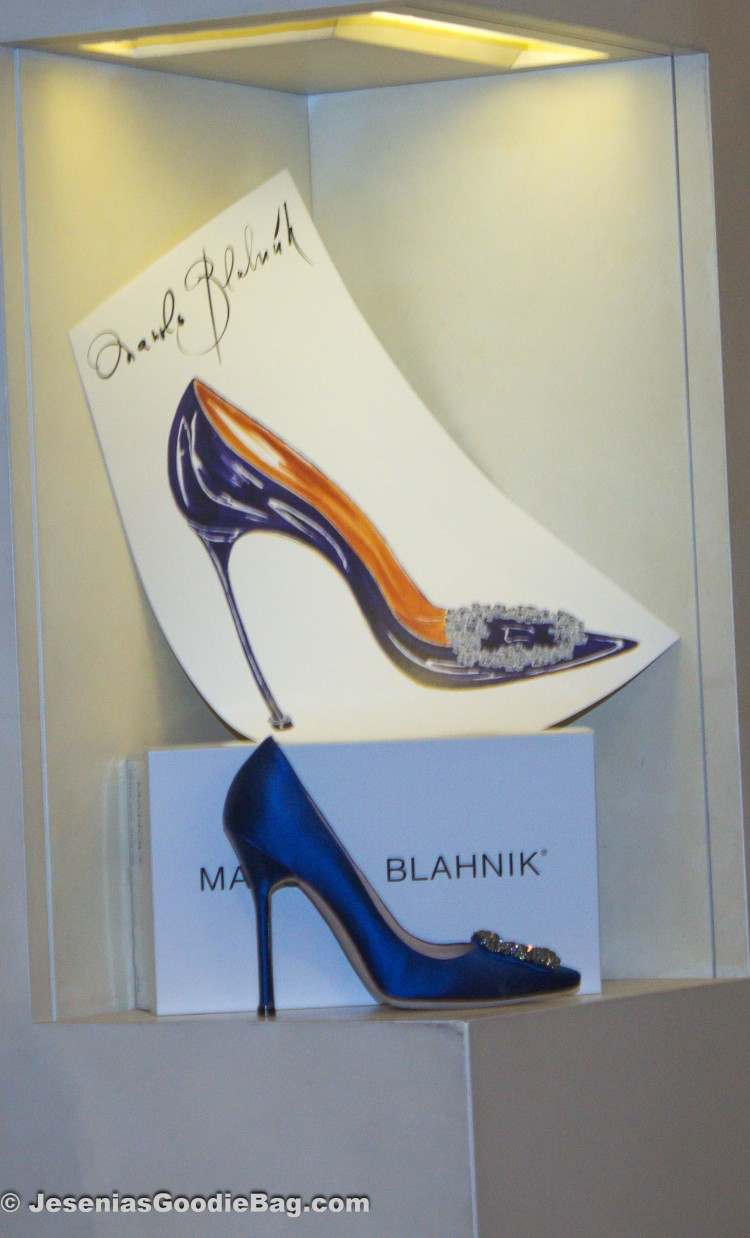 Manolo Blahnik Collection