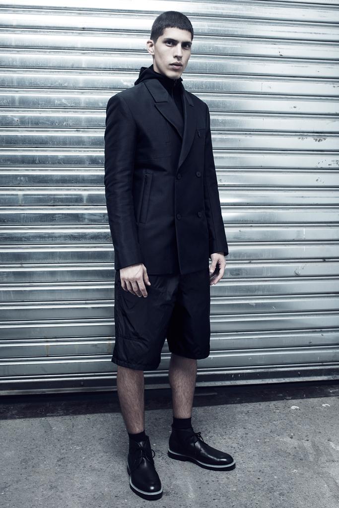 Alexander Wang: MEN'S (Spring/Summer 2013)