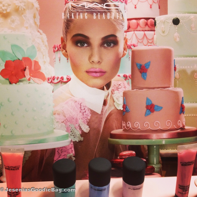 (M.A.C Cosmetics: Baking Beauties)