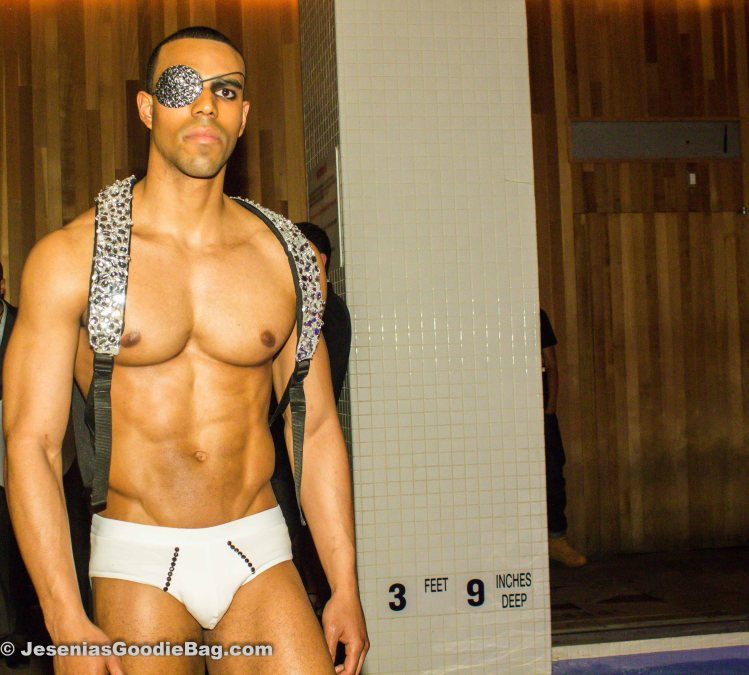 Menswear: Jason Christopher Peters Fashion Presentation
