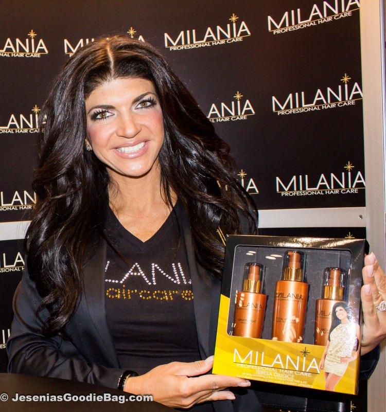Teresa Giudice for Milania