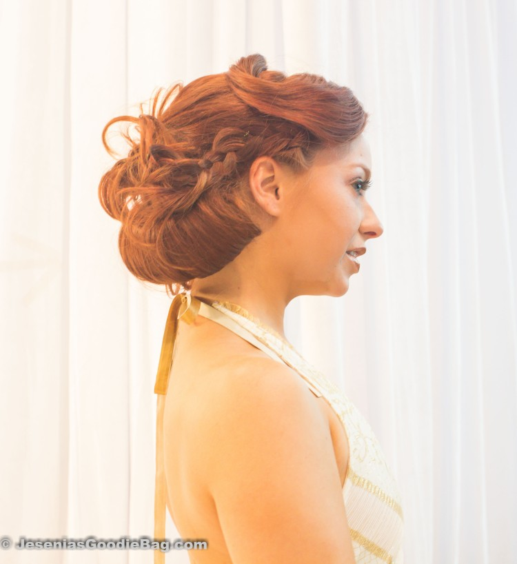 Hair Model: Alfaparf Milano.