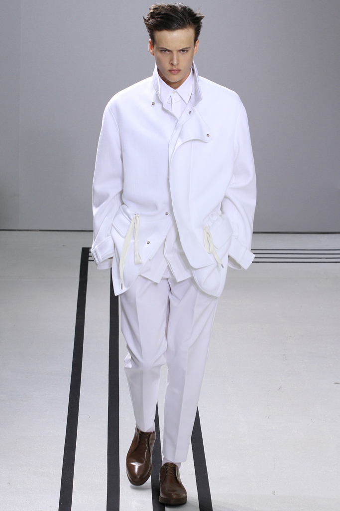 Karate pants. (3.1 Phillip Lim: Spring 2013)