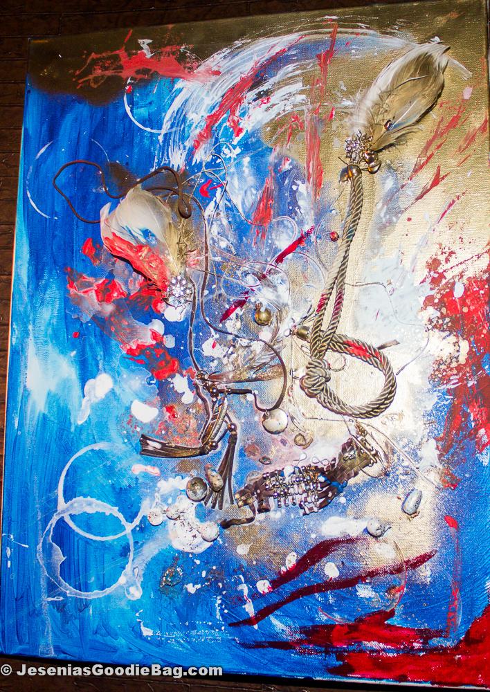 Alexandra Popescu-York Art Show