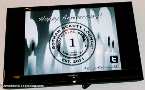 Gotham Beauty Lounge: One Year Anniversary Party