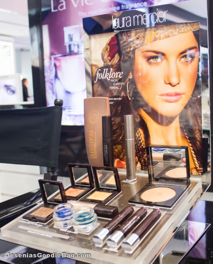 Laura Mercier: Folklore Collection.