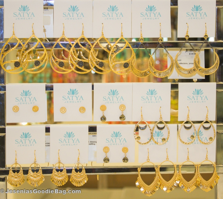 Earrings (Satya Jewelry)