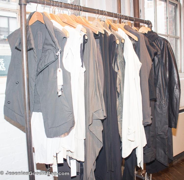 Womenswear (Brooklyn Denim Co.)