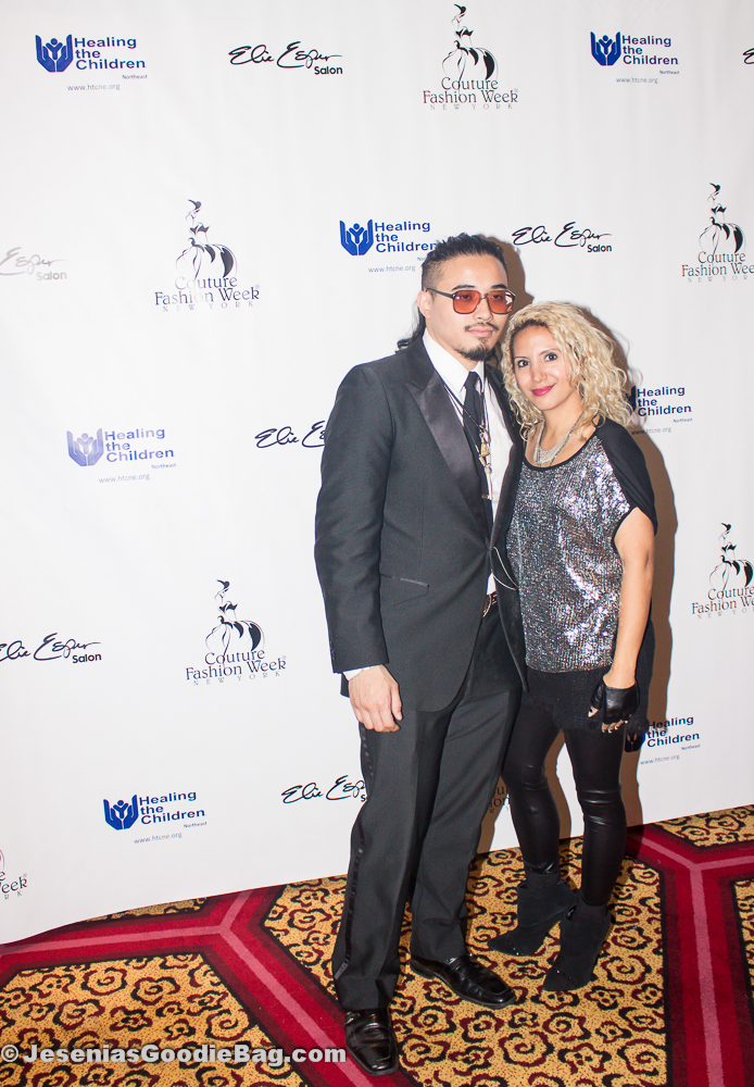 Danny Nguyen (Designer) with Jesenia (JGB Editor)