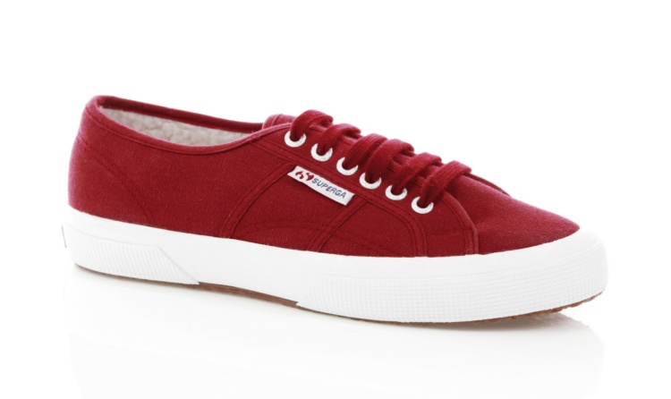 Superga 2750 Cobinu – Red