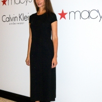 Calvin Klein + Glamour Magazine: Christy Turlington Event