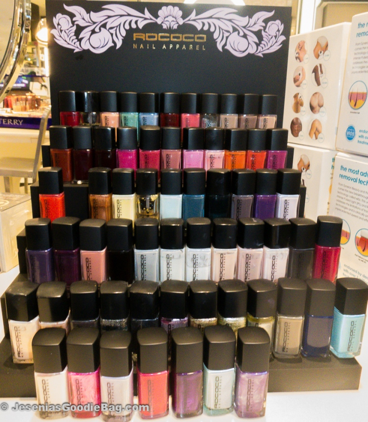 Rococo Nail Apparel: Nail Art Event – Jesenia\'s Goodie Bag