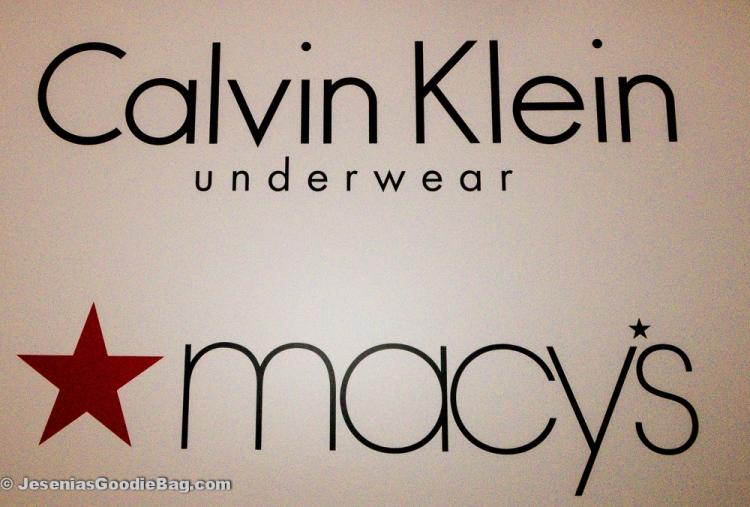 Calvin Klein + Macy's