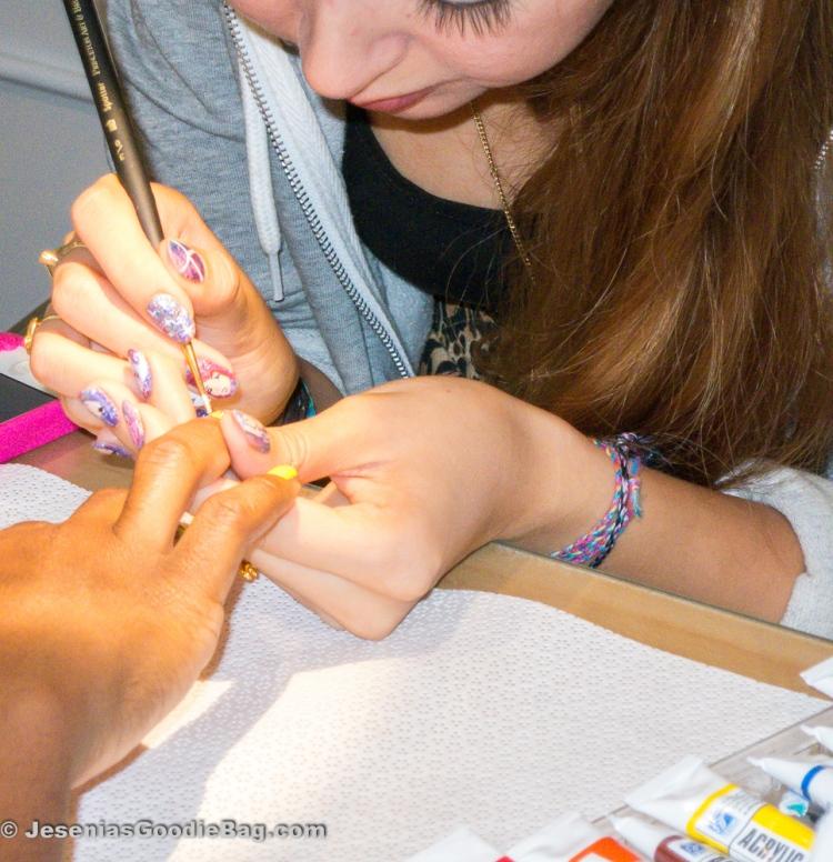 Bespoke manicure