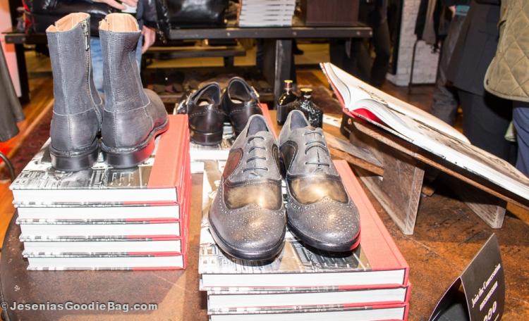 John Varvatos – Shoes