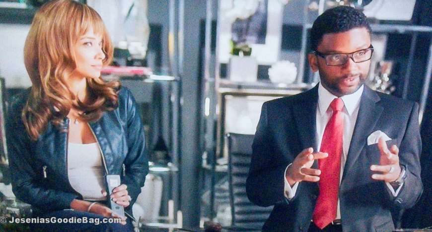 Perri 'Pebbles' Reid with L.A. Reid
