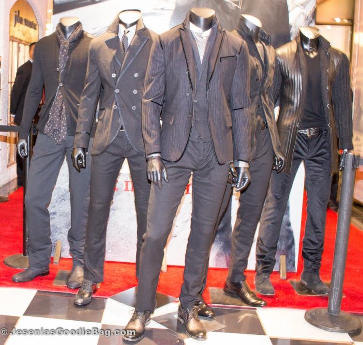 John Varvatos – Clothing