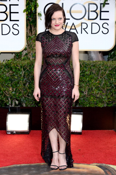 Elizabeth Moss (J Mendel - Fall 2014)