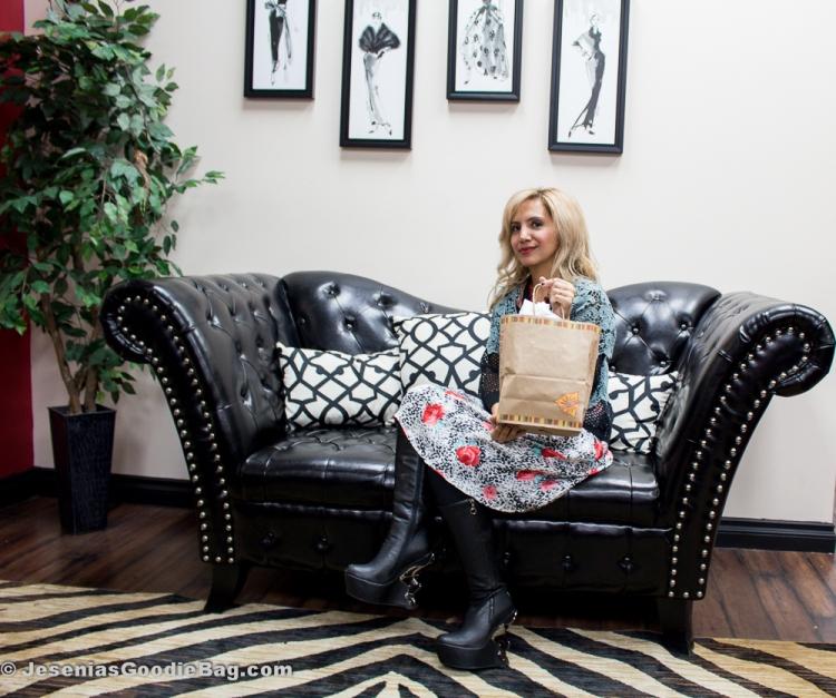 Lady Boss goody bag