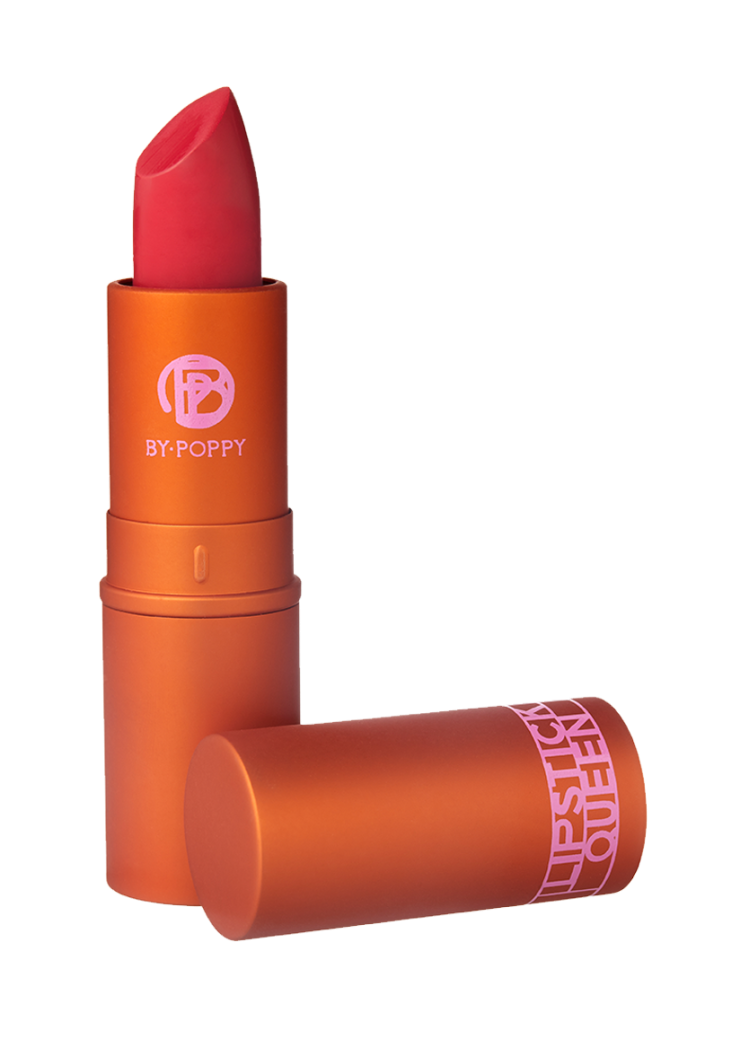 Endless Summer lipstick (in Stoked)