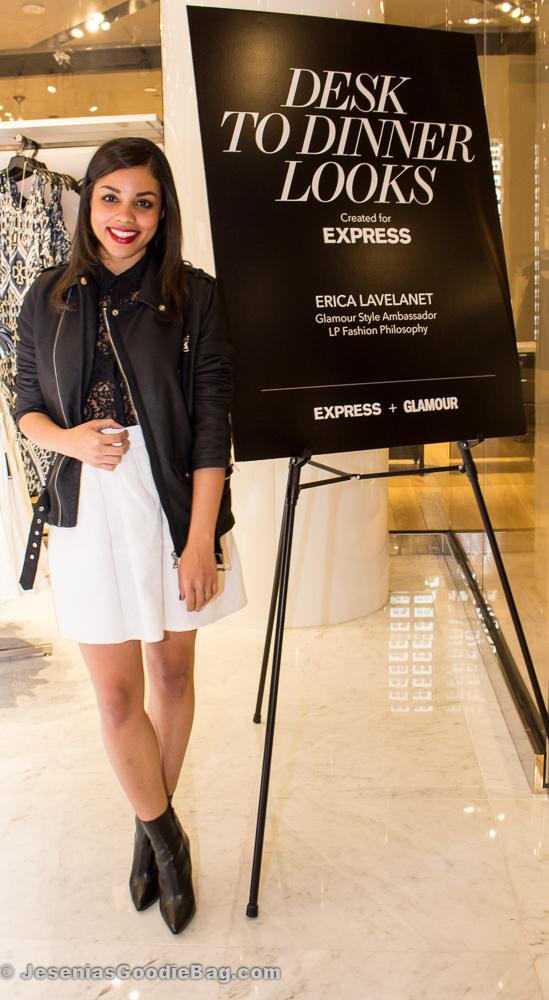 Erica Lavelanet (Glamour Style Ambassador)
