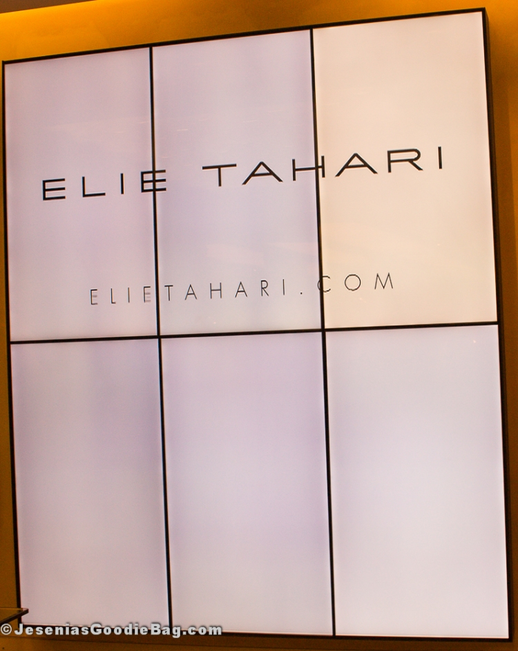 Elie Tahari dot com