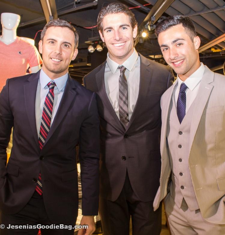 Justin Belmont, Marc Lombardo, Josh Kaplan (Perkla)