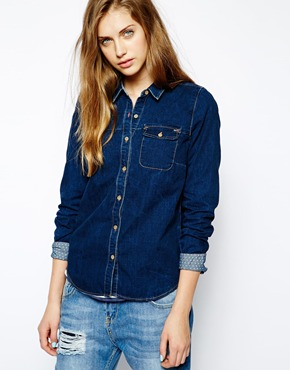 Asos Hilfiger Denim Shirt