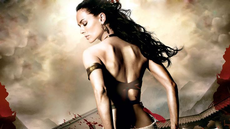 Queen Gorgo (300 movie)