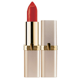 L'Oreal Paris: Colour Riche Lipcolour (In: British Red)