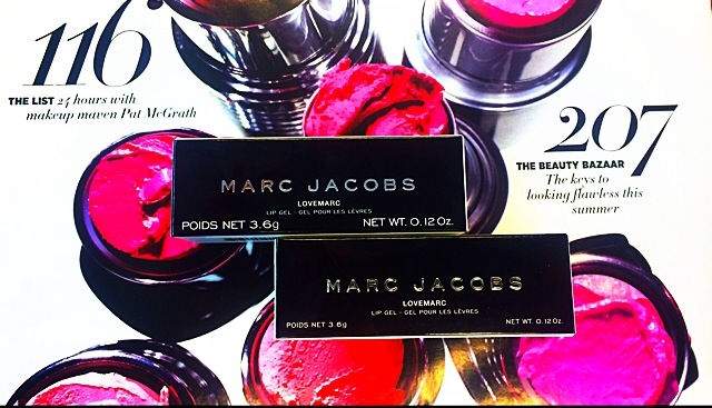 Marc Jacobs: Lovemarc Lip Gel