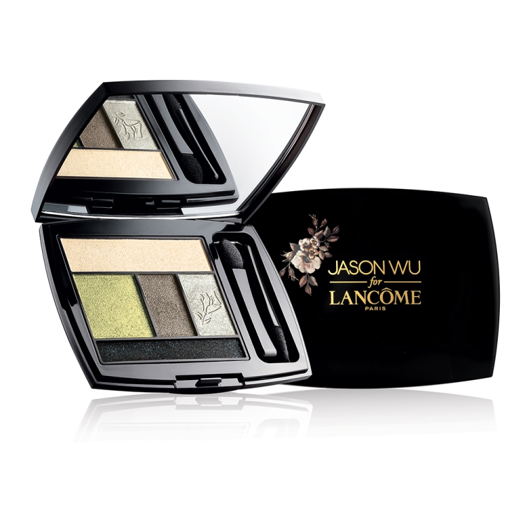 Jason Wu for Lancôme: Color Design 5 Pan Eyeshadow Palette (In: Disco)