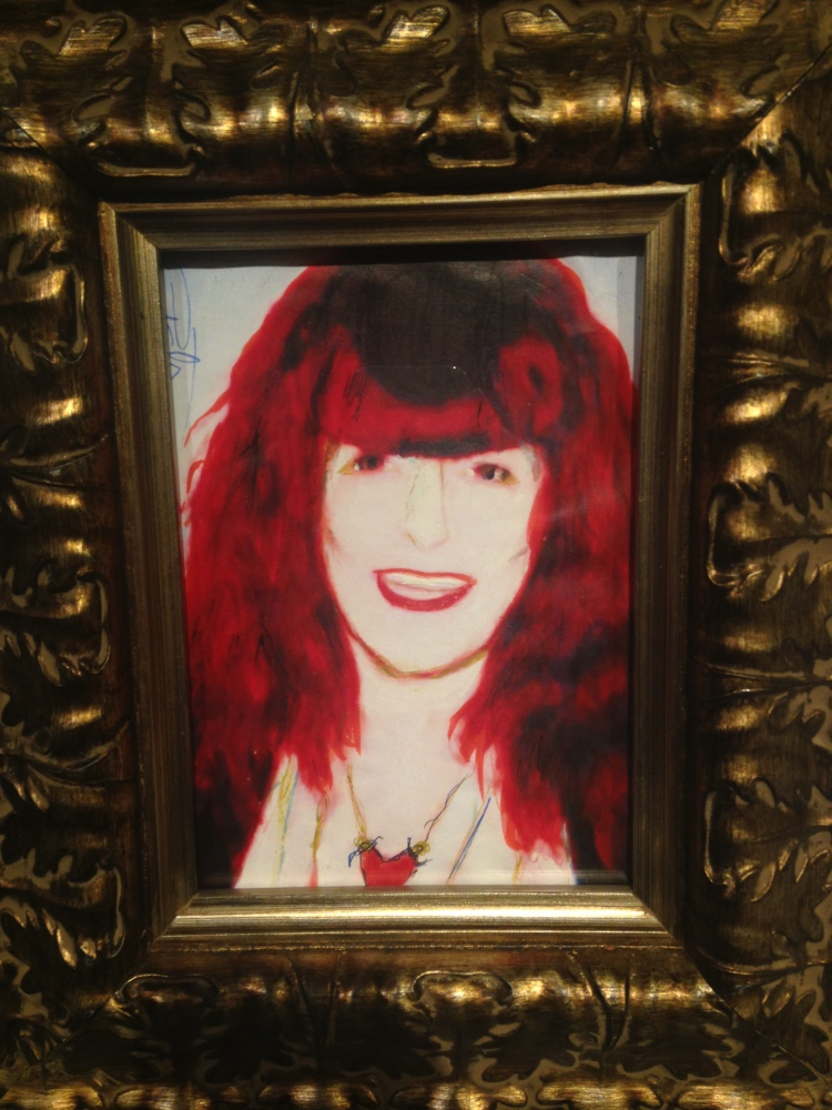 Portrait of Patricia Field (By: Don Patron)