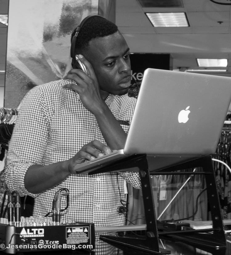 DJ Andre Oswald
