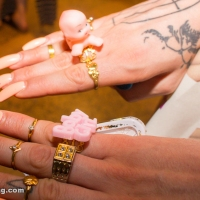 Vanity Projects One Year Anniversary With Floss Gloss Founders: Nail Art Party