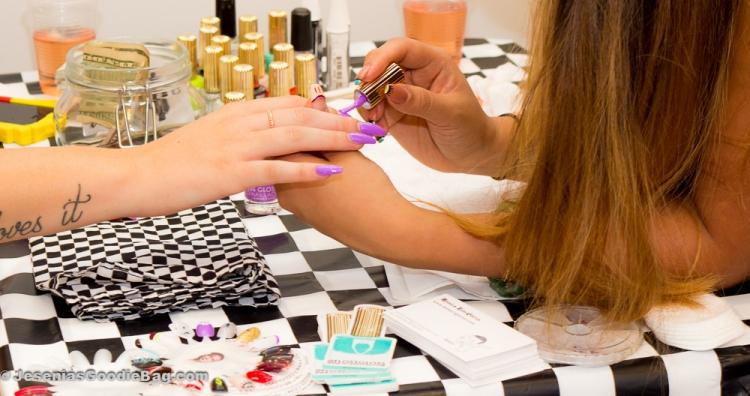 Nails by Monica Kim Garza