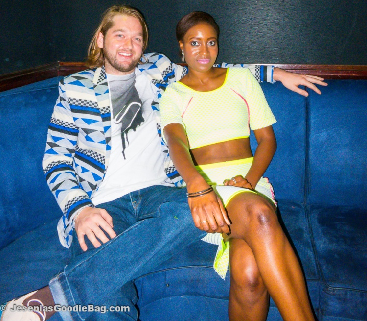 Tripp Derrick Barnes (Artist) with Ceres (DIAJA)