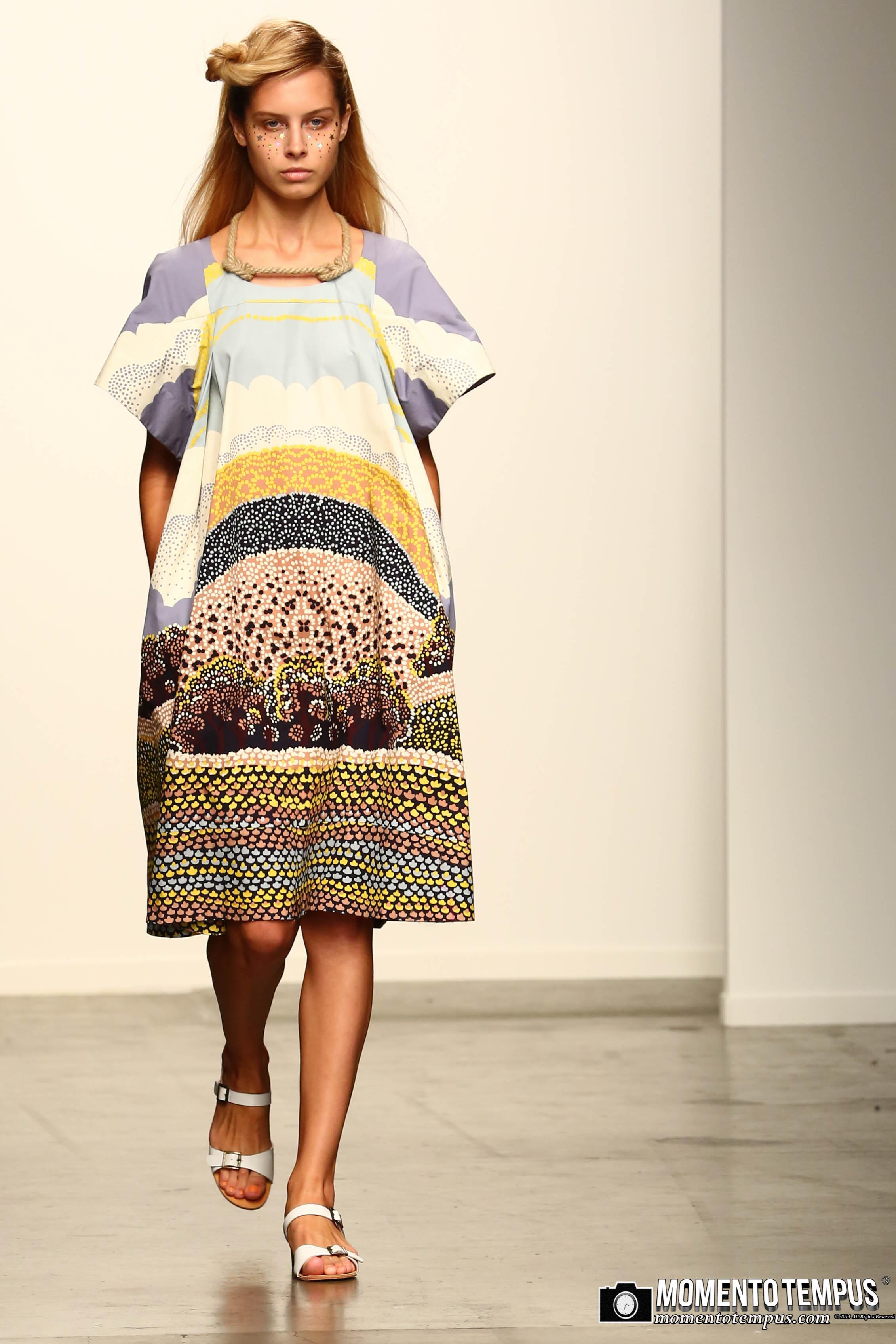 New York Fashion Week Spring 2015 A Detacher Costello Tagliapietra Sally Lapointe Suno Jesenia S Goodie Bag
