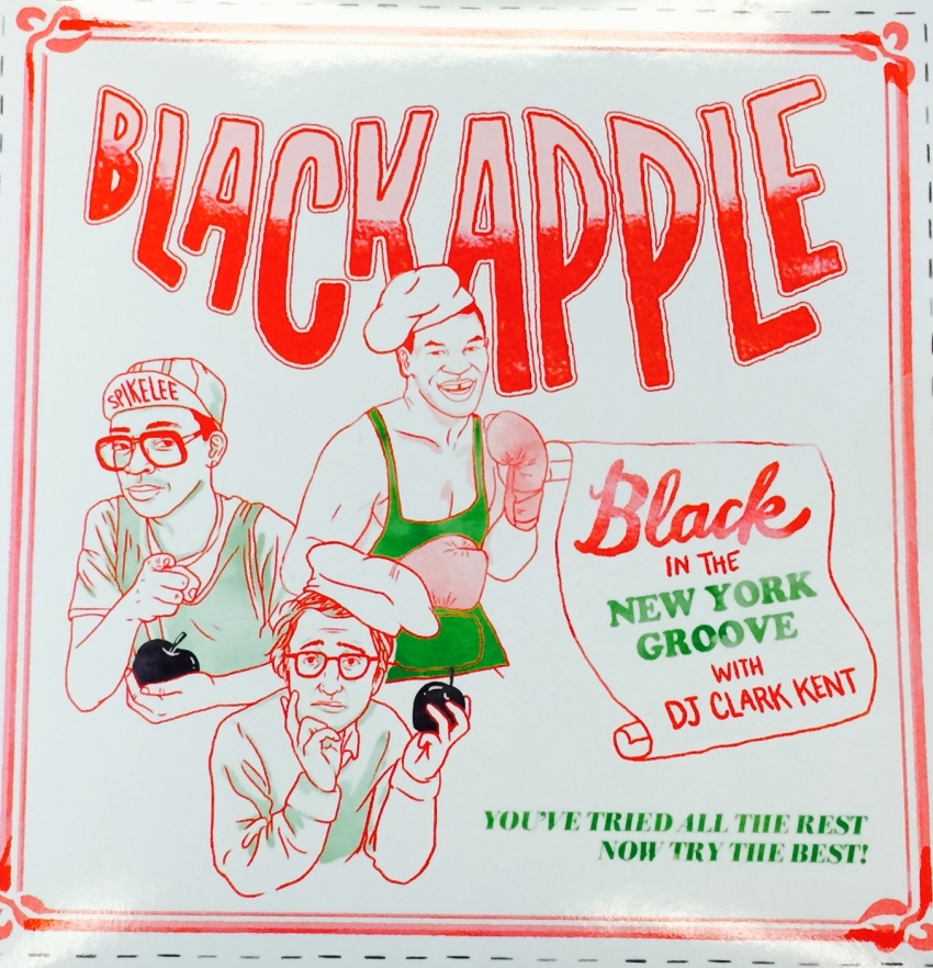 Black Apple – Black In The New York Groove (Music CD)