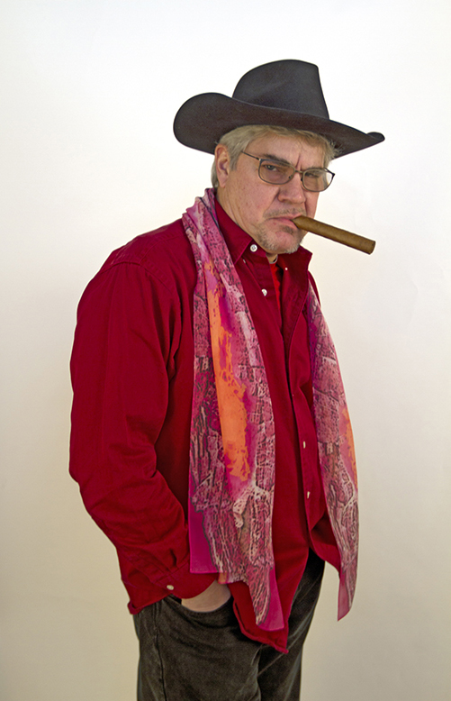 Brentano Haleen (Wearing: Rocket scarf)