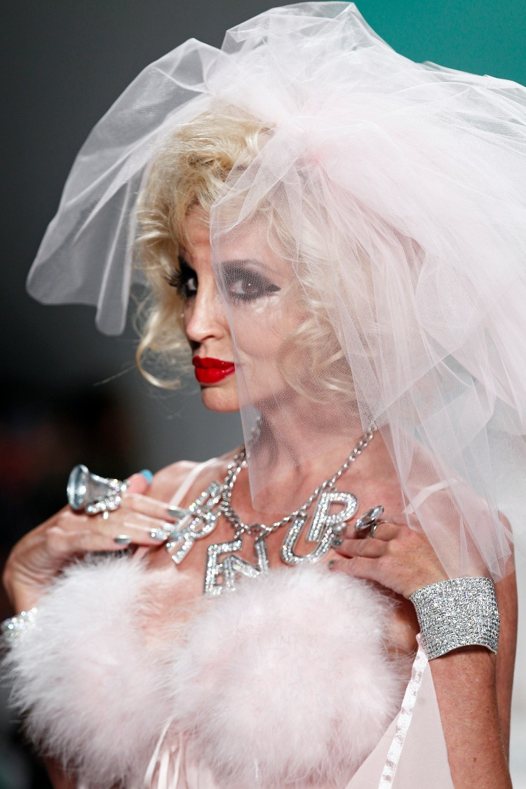 Betsey Johnson Spring 2015 Bridal Collection Jesenia