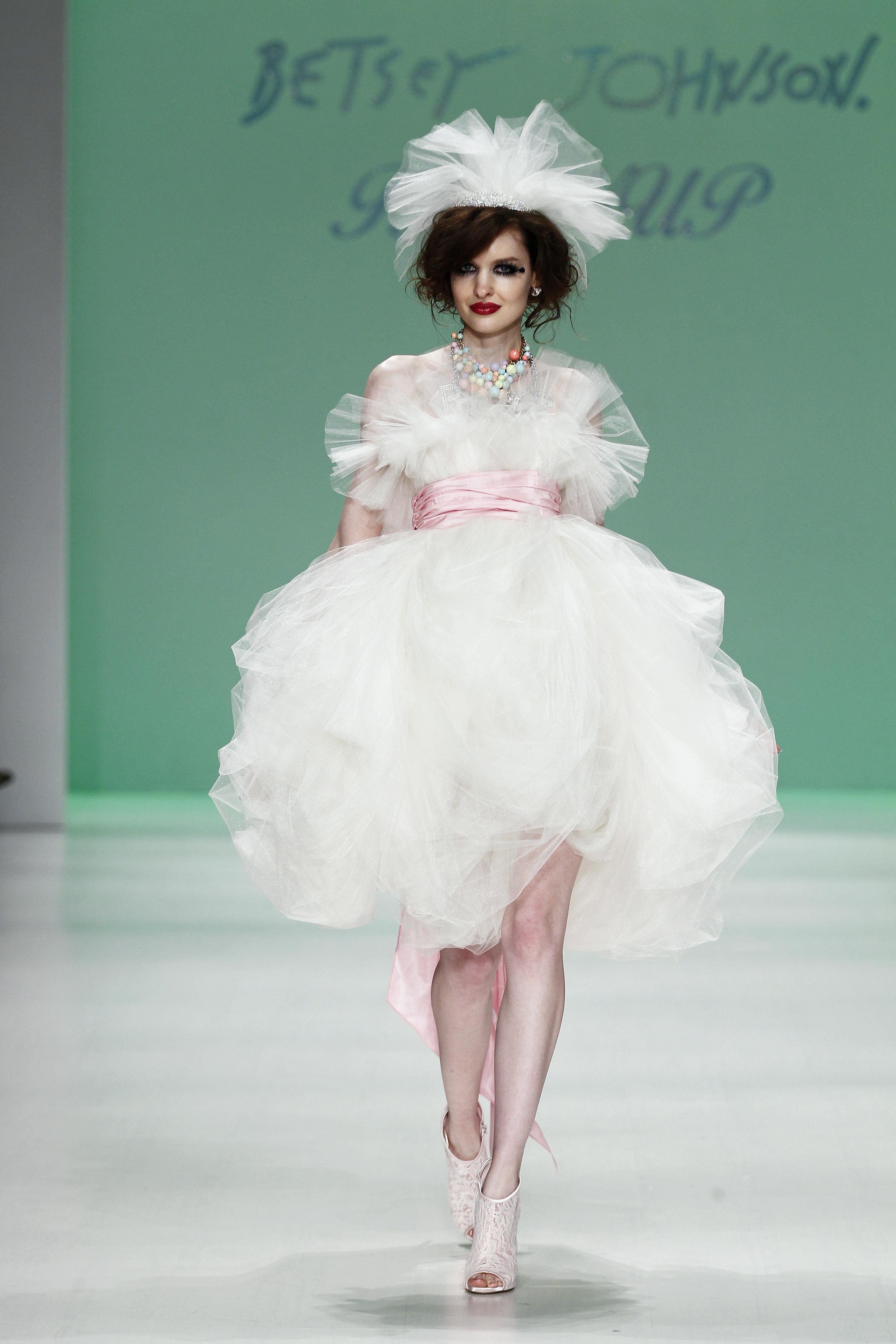 Fantastic Betsey Johnson Bridal Gowns Contemporary - Wedding Ideas ...