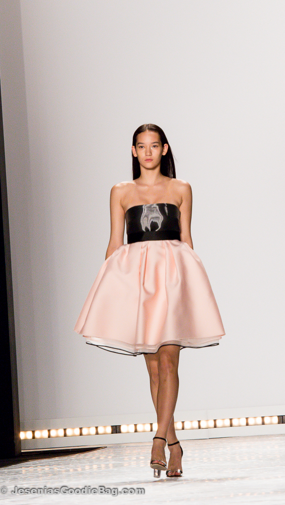 Monique Lhuillier (Spring 2015)